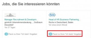 interessante Jobs